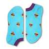 Booza Socks (Blue) - www.alabalii.com