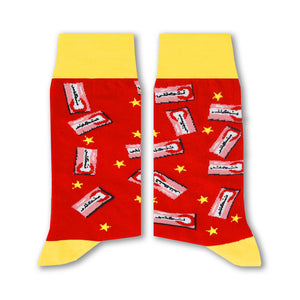 Chiclets Socks - www.alabalii.com