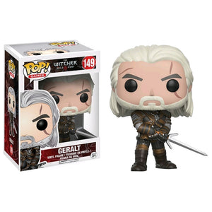 POP Games: Witcher - Geralt - www.alabalii.com
