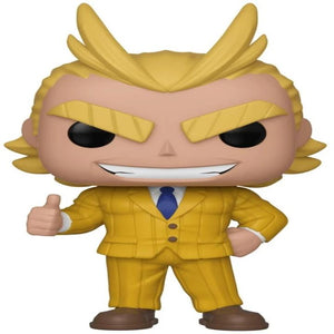 POP Animation: MHA S3 - Teacher All Might - www.alabalii.com