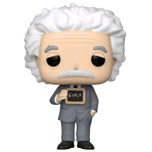 POP Icons: Albert Einstein - www.alabalii.com
