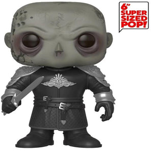 "POP TV: GOT - 6"" The Mountain (Unmasked) - www.alabalii.com"