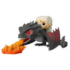 POP Rides: GOT - Daenerys on Fiery Drogon - www.alabalii.com