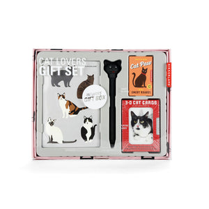CAT LOVERS GIFT SET - www.alabalii.com