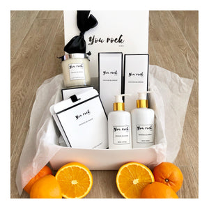 Luxury Pamper Gift Box - www.alabalii.com