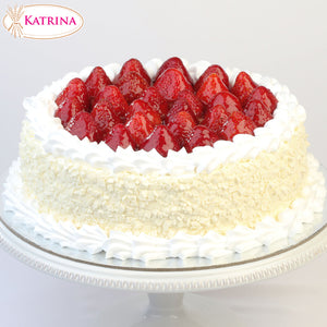 STRAWBERRY VANILLA CAKE 1 KG - www.alabalii.com