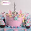 Birthday Cake Unicorn 002 - www.alabalii.com