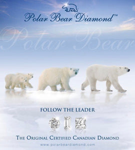 2.05 Polar Bear Round Canadian Diamond