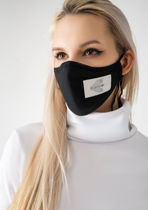 Reusable Dri-fit non-medical Mask | Antibacterial fabric