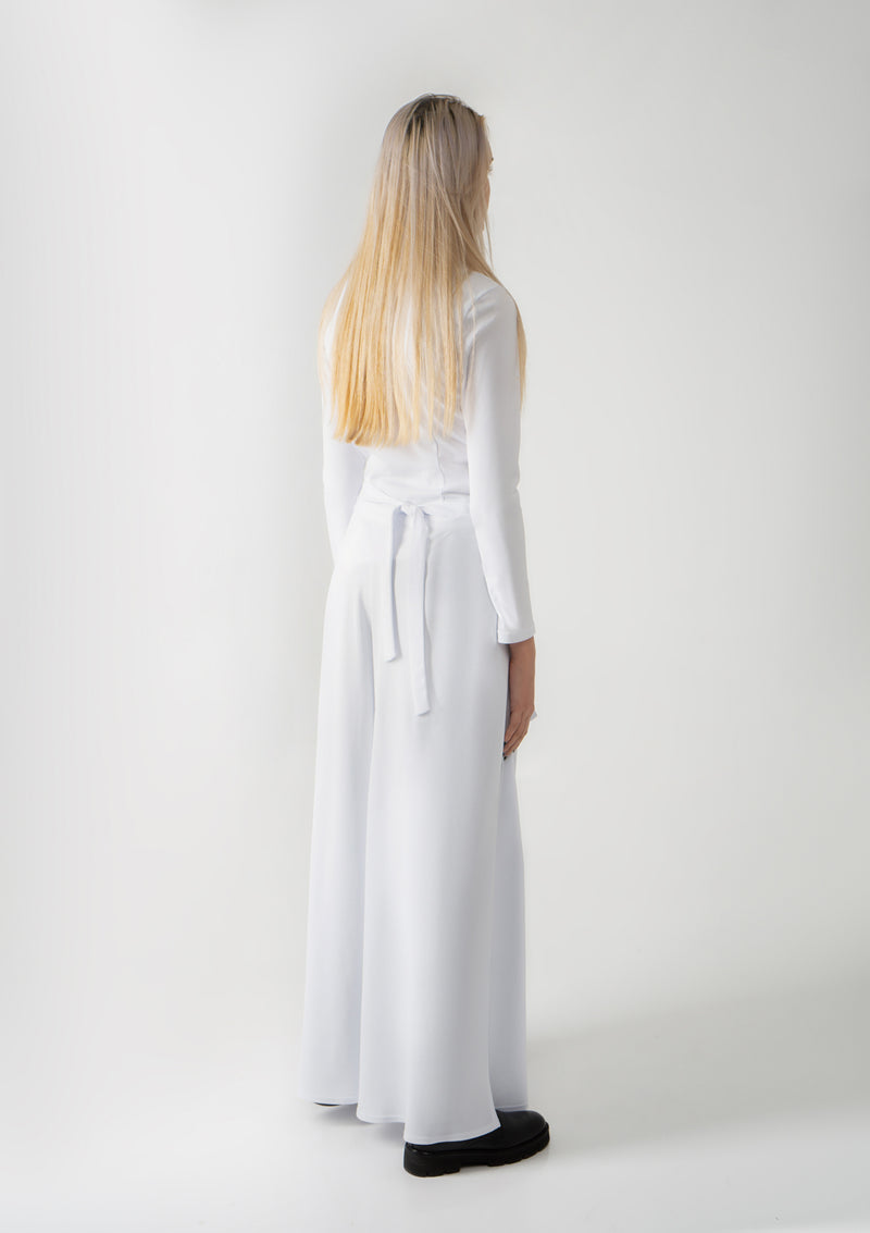 Hakama Pants White