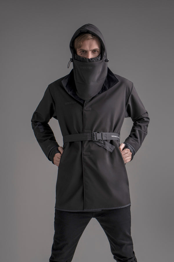 Men's Asteroid Balaclava