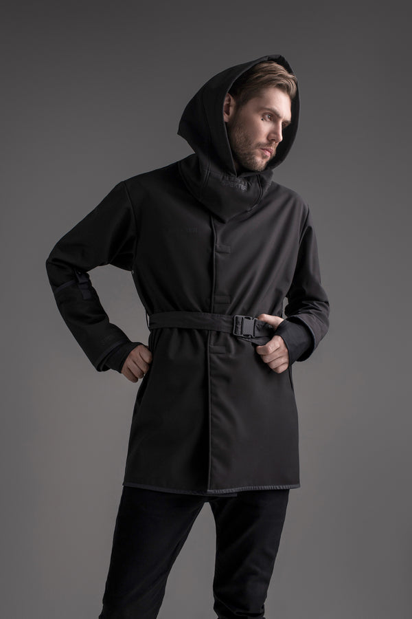 Men's Sonar Hood / Heavy