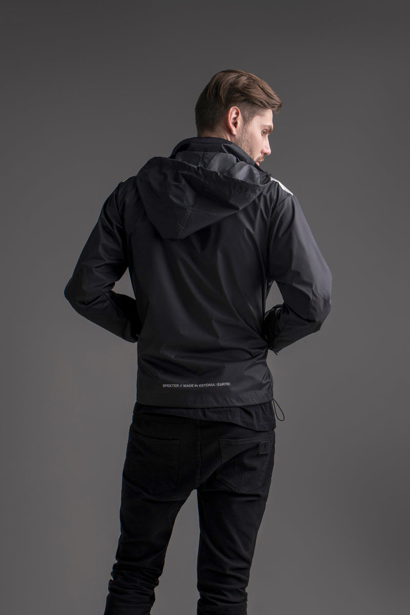 Men's Halo Windbreaker