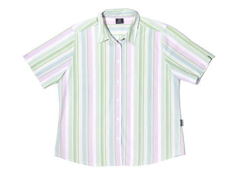 CANDY STRIPE RE- WORK SHIRT