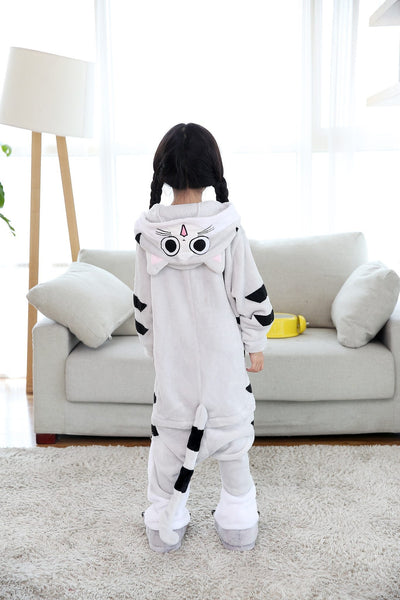 pyjama enfant chat