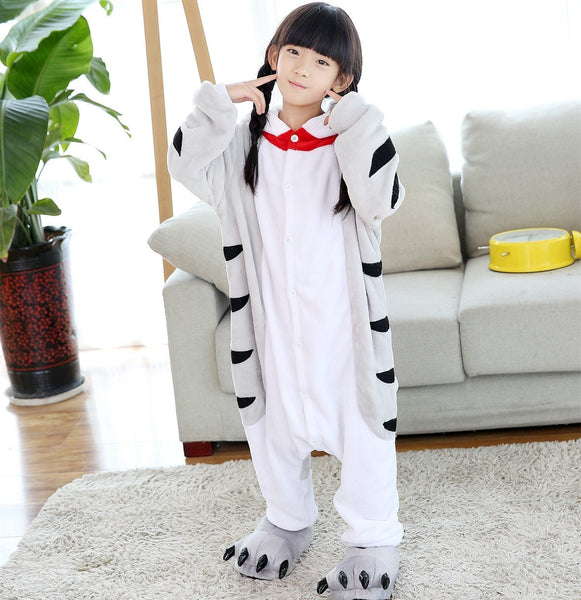 Kigurumi Chat Enfant