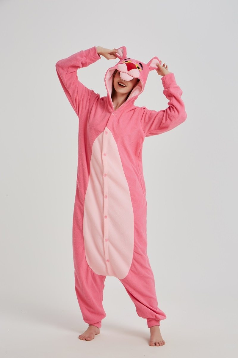kigurumi panthere rose