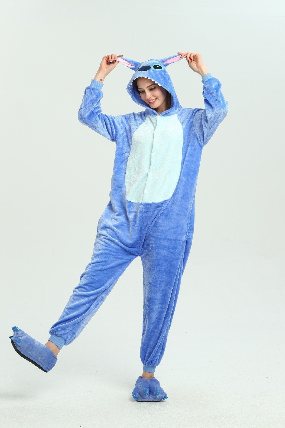 Kigurumi Stitch adulte