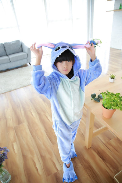 kigurumi Stitch Enfant disney