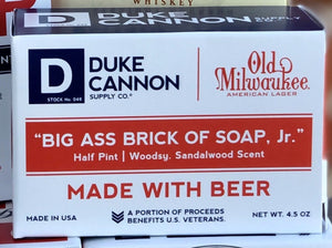 Jr. Big Ass Bar of Soap