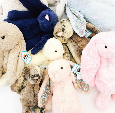 Jellycat - Medium Bashful Bunny