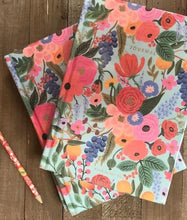 Load image into Gallery viewer, Rifle Paper Co - Garden Party Fabric Journal