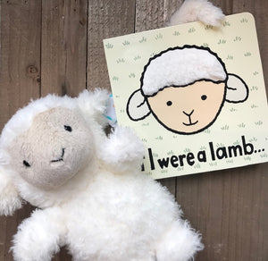 If I Were a Lamb - book