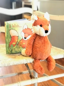 Jellycat - Medium Bashful Fox Cub