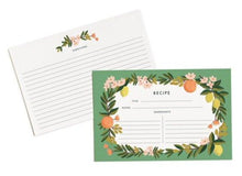 Load image into Gallery viewer, Rifle Paper Co- Recipe Cards