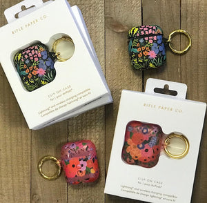 Rifle Paper Co. - Clip on AirPod case