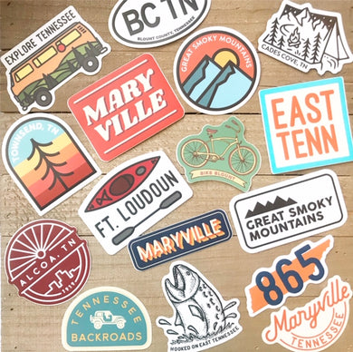 Local STICKER love