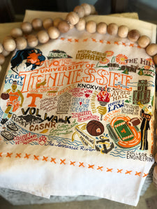 University of Tennessee - bar towel