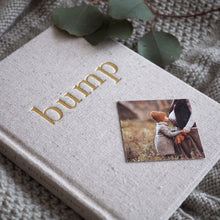 Load image into Gallery viewer, Bump - A Pregnancy Story Journal