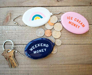 Classic Coin Pouch - keychain