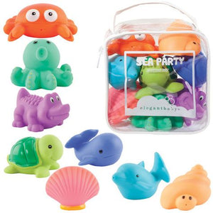 Bath Squirties Toy Set