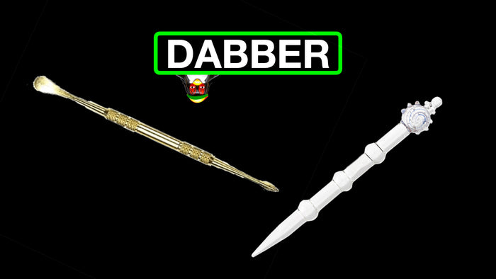 Terminology Blog. What is a dabber and how is it used?