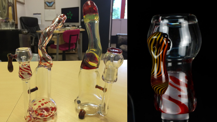 Custom Glass!