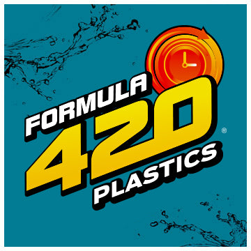 Formula 420 Silicone and Plastic Cleaner Multiple Sizes Available