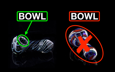Correct Terminology for Bowl in a smoke shop
