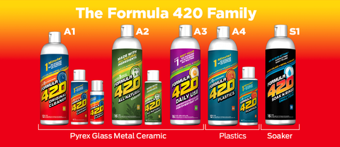 All Formula 420 Cleaner Products
