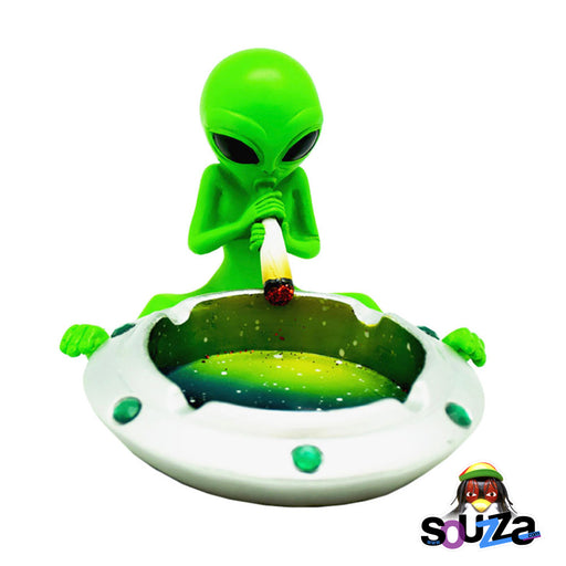 Astral Alien Smoke Session Ashtray | 4""