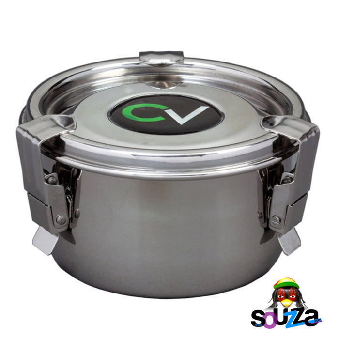 "CVault Storage Container - Small - 3.25"" x 1.75"", 0.18 Liters, Holds 10-14 grams"
