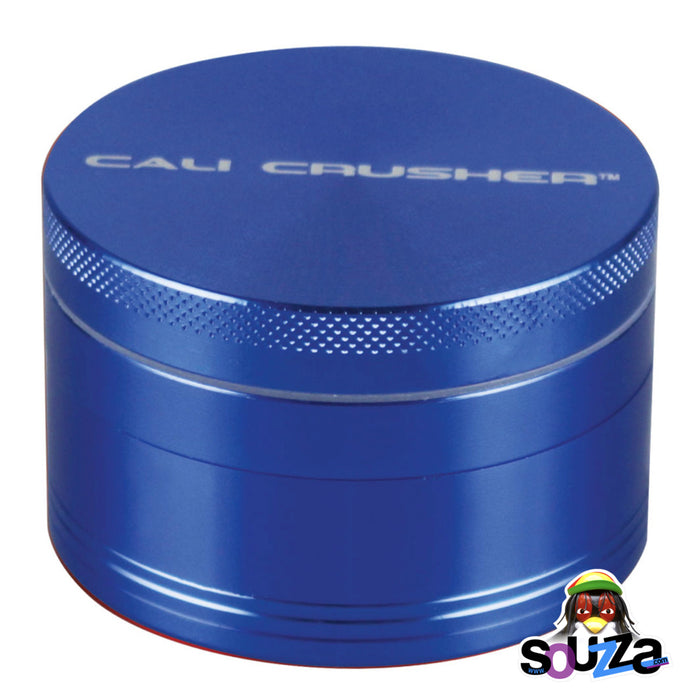 "Cali Crusher O.G. 4-Piece Grinder 2.5"" - Blue"