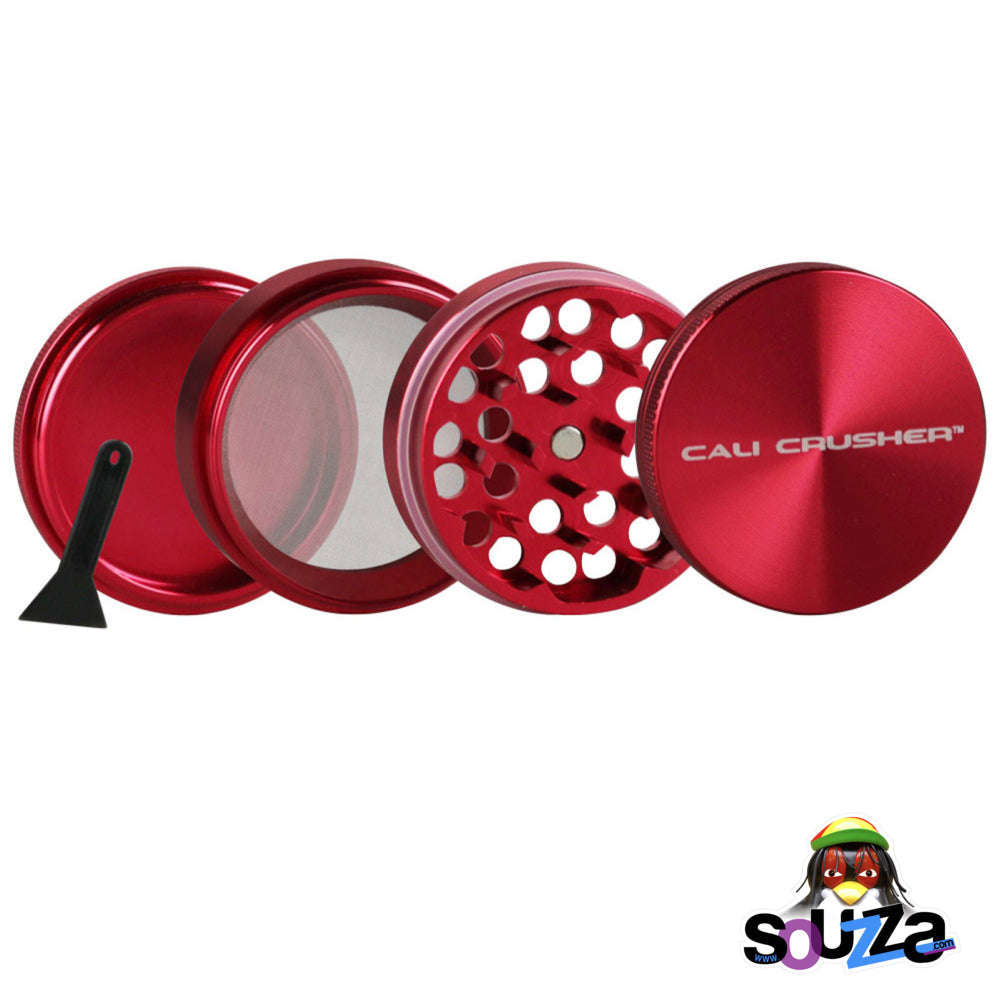 "Cali Crusher O.G. 4-Piece Grinder 2"" - Multiple Colors"