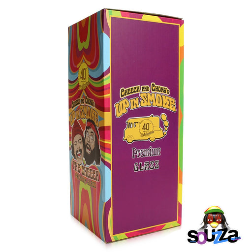 "Cheech & Chong's Up In Smoke - Chong Waterpipe | 12"" Box"