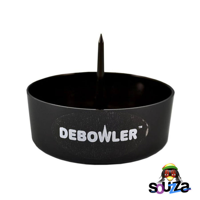 Black Debowler Ashtray