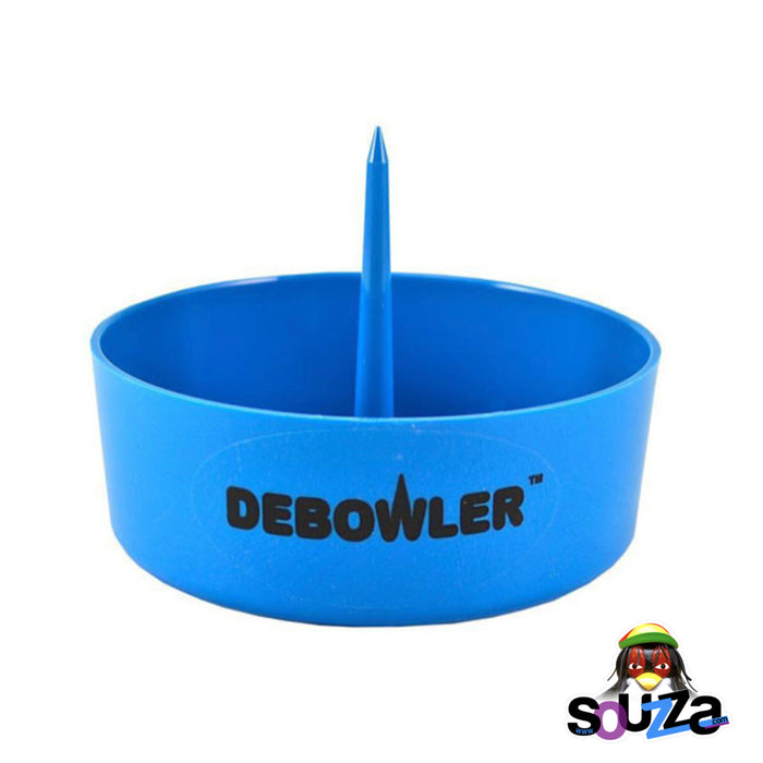 Blue Debowler Ashtray