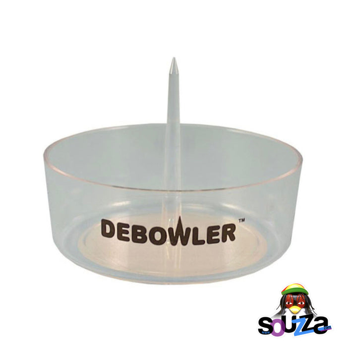 Clear Debowler Ashtray