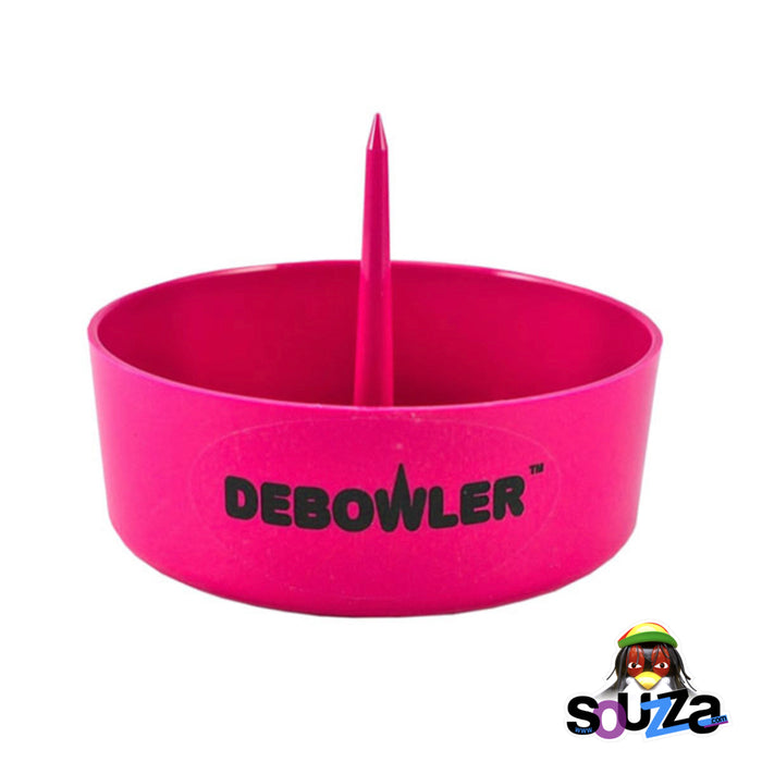 Pink Debowler Ashtray