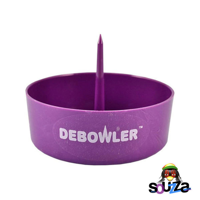 Purple Debowler Ashtray
